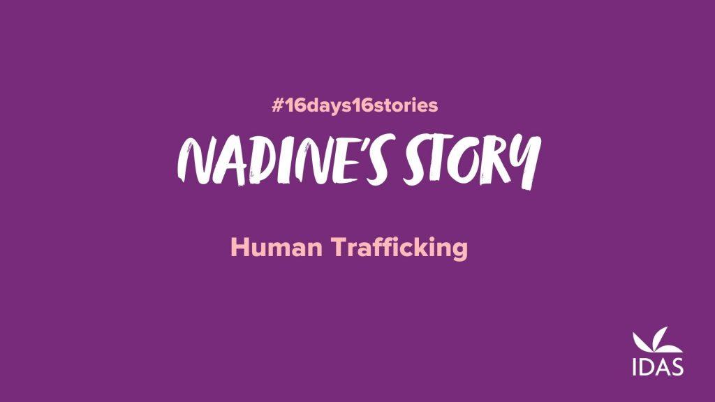 Nadine's Story