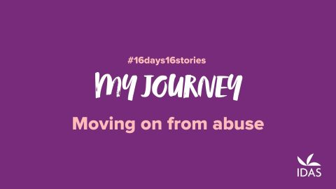 My journey - moving on from abuse