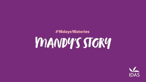 Mandy's Story